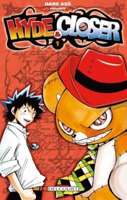 Visuel Hyde & Closer / Juhou Kaikin!! Hyde and Crowther (Shōnen)