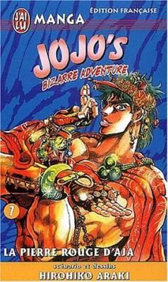 Visuel JoJo's Bizarre Adventure / JoJo no Kimyou na Bouken (Shōnen)