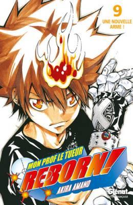 Visuel Reborn ! - Mon prof le tueur / Kateikyoushi Hitman Reborn (Shōnen)