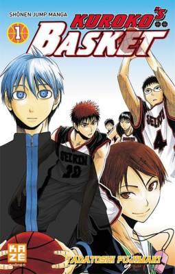 Visuel Kuroko's Basket / Kuroko no Basuke (黒子のバスケ) (Shōnen)
