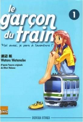 Visuel Garçon du train (Le) / Densha Otoko demo ore tabidatsuyo (Shōnen)
