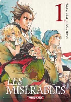 Visuel Misérables (Les) tome 1
