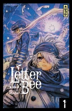 Visuel Letter Bee / Tegami Bachi (テガミバチ) - Letter Bee (Shōnen)