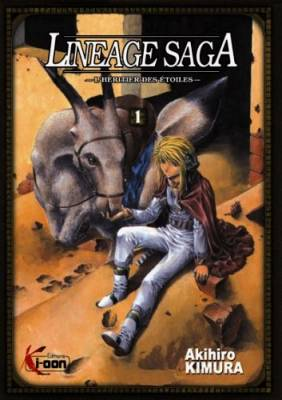 Visuel Lineage Saga - L'héritier des Étoiles - / Lineage Saga (Shōnen)