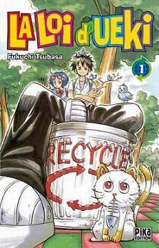 Visuel Loi d'Ueki (La) / Ueki no Housoku (Shōnen)