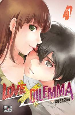 Visuel Love x Dilemma / Domestic na Kanojo (ドメスティックな彼女) [DOME×KANO] (Shōnen)