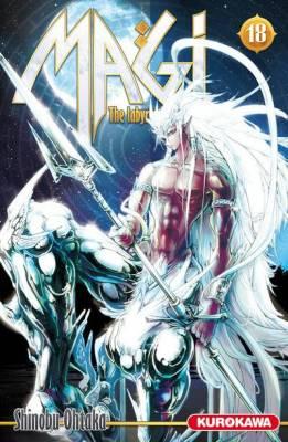 Visuel Magi – The Labyrinth of Magic tome 18