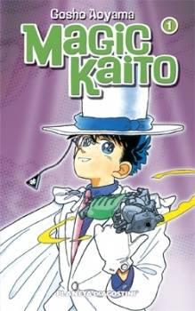 Visuel Magic Kaito / Magic Kaito (まじっく快斗) (Shōnen)