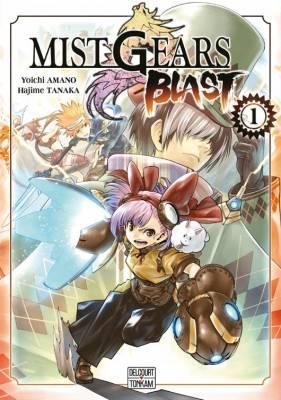 Visuel Mist Gears Blast tome 1