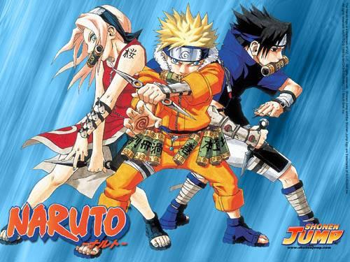 Visuel Naruto / Naruto (Shōnen)