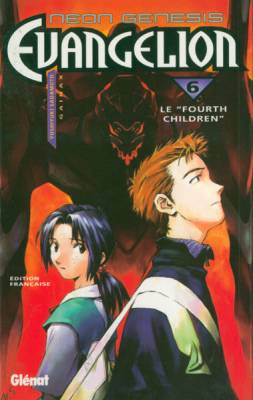 Visuel Neon Genesis Evangelion tome 6