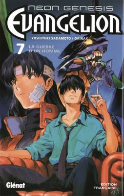 Visuel Neon Genesis Evangelion tome 7