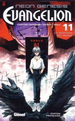 Visuel Neon Genesis Evangelion tome 11