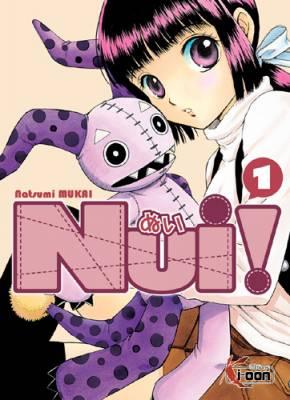 Visuel Nui! / Nui! (Shōnen)
