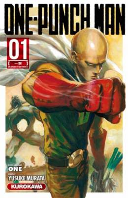 Visuel One-Punch Man / One Punch-Man (Seinen)