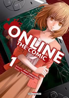 Visuel Online The Comic / オンライン The Comic (Shōnen)