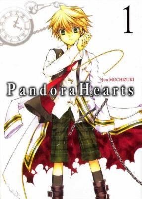 Visuel Pandora Hearts / Pandora Hearts (Shōnen)