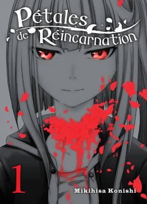 Visuel Pétales de Réincarnation / Reincarnation no Kaben - Petals of Reincarnation (Shōnen)