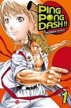 Visuel Ping Pong Dash !! / Ping Pong Dash !! (Shōnen)