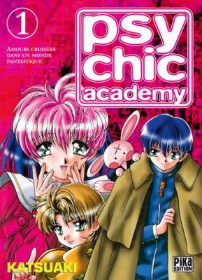 Visuel Psychic Academy / Psychic Academy (Shōnen)