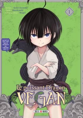 Visuel puissant Dragon VEGAN (Le) / Yowai 5000-nen no Soushoku Dragon, Iware naki Jaryuu Nintei - Yada Kono Ikenie, Hito no Hanashi o Kiite Kurenai (齢5000年の草食ドラゴン、いわれなき邪竜認定 ~やだこの生贄、人の話を聞いてくれない~) (Shōnen)