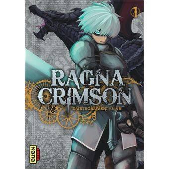 Visuel Ragna Crimson / Ragna Crimson (Shōnen)