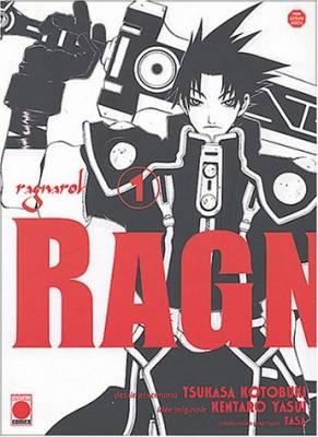 Visuel Ragnarok / Ragnarok (Shōnen)