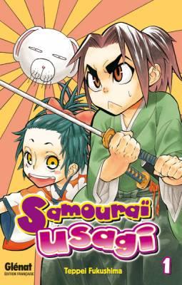 Visuel Samouraï Usagi / Samourai Usagi (Shōnen)