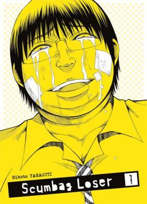 Visuel Scumbag Loser / Saiteihen no Otoko - Scumbag Loser (Shōnen)