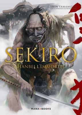 Visuel Sekiro : Hanbei l'Immortel / Sekiro Gaiden: Shinazu Hanbei (SEKIRO 外伝 死なず半兵衛) (Shōnen)