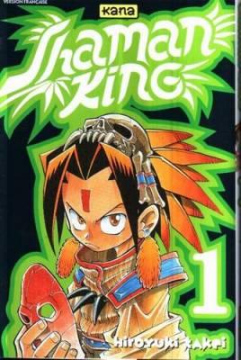 Visuel Shaman King / Shaman King (Shōnen)