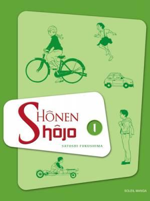 Visuel Shônen Shôjo / Shounen Shoujo (Seinen)