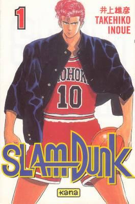 Visuel Slam Dunk / Slam Dunk (Shōnen)