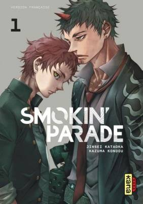 Visuel Smokin' Parade / Smokin' Parade (Shōnen)