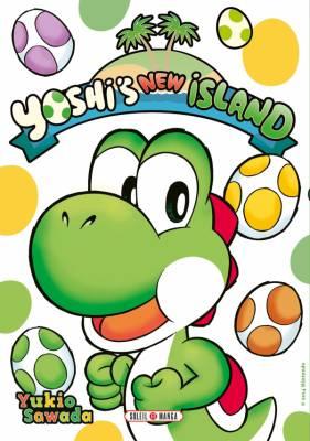 Visuel Yoshi's New Island / Super Mario-kun Gekijou – Yoshi New Island (スーパーマリオくん劇場 ヨッシーNewアイランド) (Shōnen)