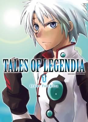 Visuel Tales of Legendia / Tales of Legendia (Shōnen)