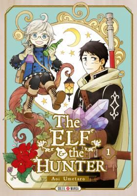 Visuel Elf and the Hunter (The) / Elf to Shuryoushi no Item Koubou (エルフと狩猟士のアイテム工房)– The Elf and the Hunter's Item Atelier (Shōnen)