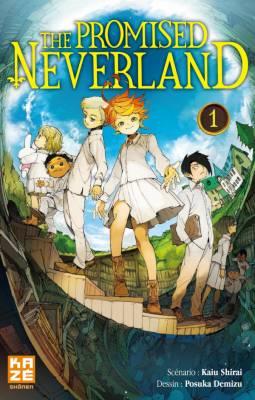 Visuel Promised Neverland (The) / Yakusoku no Neverland (約束のネバーランド) - The Promised Neverland (Shōnen)