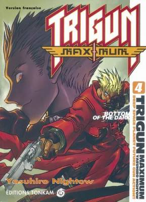 Visuel Trigun Maximum / Trigun Maximum (Shōnen)