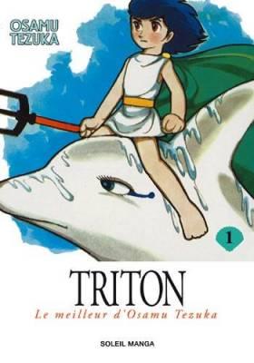 Visuel Triton / Umi no Triton (Shōnen)
