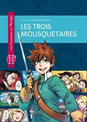 Visuel Les Trois Mousquetaires / San Jushi (三獣士) (Shōnen)