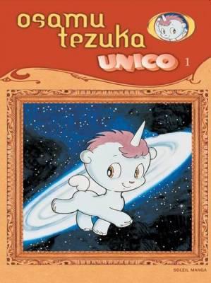 Visuel Unico, la petite licorne / Unico (Shōnen)