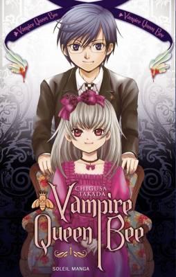 Visuel Vampire Queen Bee / Jooubachi - Vampire Queen Bee (Shōnen)