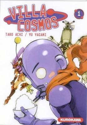 Visuel Villa Cosmos / Villa Cosmos (Shōnen)