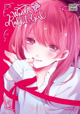 Visuel Wonder Rabbit Girl / Wonder Rabbit Girl (ワンダーラビットガール) (Shōnen)