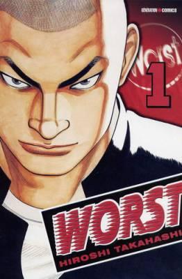 Visuel Worst / Worst (Shōnen)