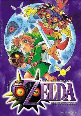 Visuel Zelda (the Legend of) - Majora's Mask / Zelda no Densetsu - Majora no Kamen (Shōnen)