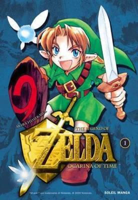 Visuel Zelda (the Legend of) - Ocarina of Time / Zelda no Densetsu - Toki no Ocarina (Shōnen)