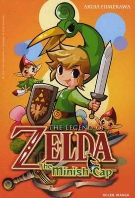 Visuel Zelda (The Legend of) - The Minish Cap / Zelda no Densetsu - Fushigi no Boushi (Shōjo)