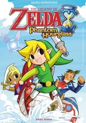 Visuel Zelda (the Legend of) - Phantom of Hourglass / Zelda no densetsu - Mugen no Sunadokei (Shōnen)